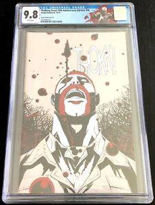 The Walking Dead 15th Anniversary #98 CGC 9.8 Secret Craig Cover THONK!