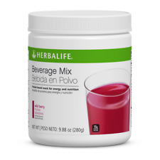 Herbalife Beverage Mix Canister: Wild Berry 9.88 Oz. FREE SHIPPING