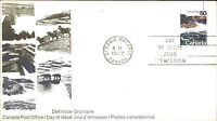 CANADA Day of Issue Cover Briefmarke Definitive Ordinaire 1972 Stempel OTTAWA