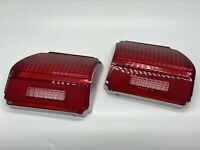 1969 Chevy Chevelle Tail Light Lamp Lens Pair Limited Offer
