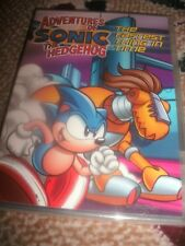 NEW! Adventures Of Sonic The Hedgehog - Number 1 - Fastest Thing (DVD, 2008)