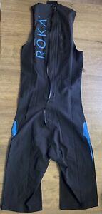 ROKA Women's Viper Comp Swimskin Swimming Triathlon New SMALL
