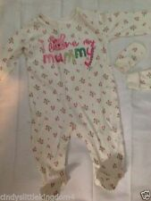 George Floral Babygrows & Playsuits (0-24 Months) for Girls