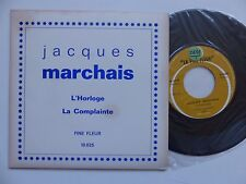 JACQUES MARCHAIS L horloge La complainte FINE FLEUR 10025 Discotheque RTL