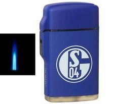 Jetflamme-Feuerzeug - Sturmfeuerzeug FC Schalke 04