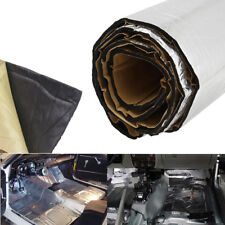 7mm Car Hood Door Sound Deadener Heat Insulation Interior Dampening Accessories