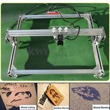 5500mw 65x50cm Laser Engraver CNC Desktop Wood Paper Logo Cutter Engraving DIY