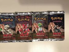 Pokemon 1st Edition Neo Duscovery Booster Pack- Factory Sealed!!..One Pack