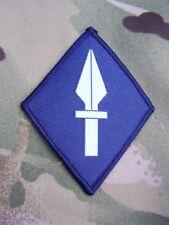 British Army Royal Signals Regiment 1 UK Sig Brigade Combat Jacket/Shirt Patch