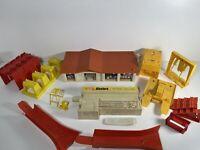 Vintage 1960s Mattel Hot Wheels Super Charger Bundle Job Lot. Speed Brake + More