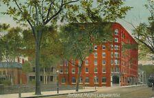 PORTLAND ME – The Lafayette Hotel