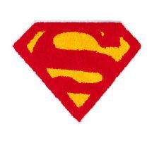 XXL Extra Large Cool Chenille Superman Patch Badge 27cm Applique
