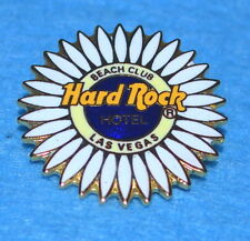 HARD ROCK CAFE 1997 Las Vegas Sunflower (Beach Club) Pin (no. 4685)
