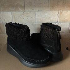 efb64216ba6 UGG Australia Leather Medium (B, M) Solid 8 Boots for Women | eBay