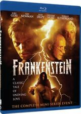 NEW & SEALED: Frankenstein - The Complete Mini-Series Event (2003, Blu-Ray Disc)