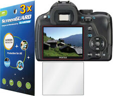 3x Clear LCD Screen Protector Cover Guard for Pentax Ricoh K50 K-50 K500 K-500