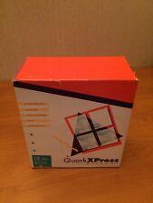 Quark Xpress Windows 3.32 Licence complète + disquettes + manuels originaux FR
