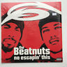 Beatnuts No Escapin This Vinyl Record Rare Hip Hop 12""