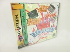 Irem Arcade Classics Brand NEW ref/aaac Sega Saturn JAPAN Game ss