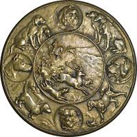 France Bronze Medal Societe Canine De L' Eyre Dogs Hounds AU