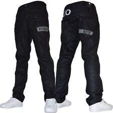 Cotton Long Classic Fit, Straight 30L Jeans for Men