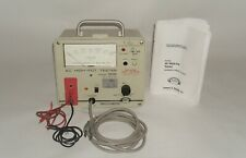 Biddle Ac High Pot Leakage Breakdown Electrical Voltage Tester 0 3kv 230305