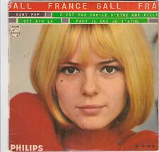 "France Gall "" Baby Pop "" Serge Gainsbourg - Mod 60's French Yeye Girl Hear"