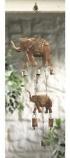 Elephants Metal Windchimes