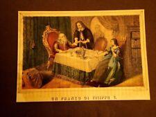 Pranzo Filippo V di Spagna Misteri della Vita dei Borbone La Cecilia Anno 1859
