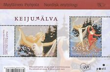 Finland 2006 MNH Sheet - Illustrator of Children's Books Rudolf Koivu - Fairy