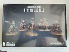 Atalan Jackals Warhammer 40K Games Workshop