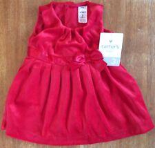 98daf6fb9f40 Carter s Velvet Clothing (Newborn - 5T) for Girls