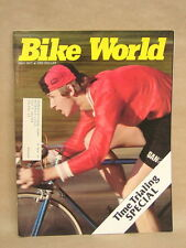 "Vintage Bike World Bicycle Magazine May 1977 Vol 6, No 5 ""Time Trialing Special"""