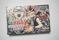 Game Boy Advance Yu-Gi-Oh! Duel Monsters 6 Expert 2 boxed Japan GameBoy GBA game