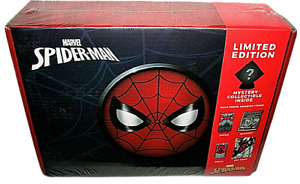 Marvel Spider-Man Collectible Box Item Limited Edition w Art Print Blanket +