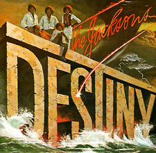 JACKSONS - DESTINY - Blame it on the boogie, Shake your body down, NEW SEALED CD