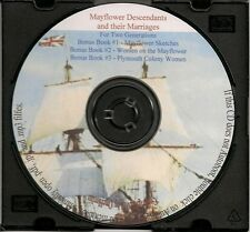 Mayflower Descendants and Their Marriages