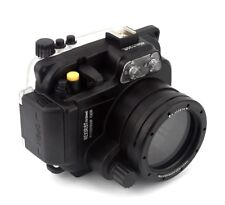 40M 130ft Underwater Diving Waterproof Housing Case for Sony NEX 5R 5T 16-50mm