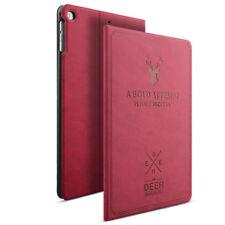 Design étui coque arrière Smartcover rose pour Apple Ipad Air 1 / Air 2