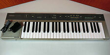 Vintage Yamaha PS-25 Portatone Keyboard W/ Power Supply.Working. Free Shipping !