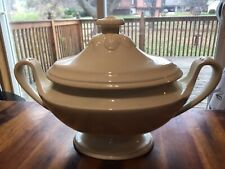 New listing Antique Early 19th Century 1840's England Creamware Casserole Pottery Bowl Nice!