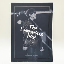 BTS Bangtan Boys V Luminous boy Exhibition Goods - PhotoBook K-pop Photo Book