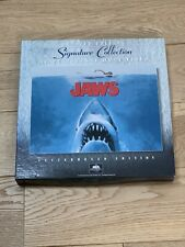 Jaws Limited Edition Signature Collection Box Set