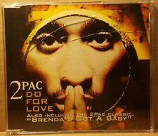 2Pac - Do for Love / Brenda's Got A Baby CD single NM