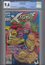X-Force #12 1st App. Cruel, Gideon App CGC 9.6 1992 Marvel: New Frame