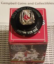2013 World Series Ring Boston Red Sox Fenway Park SGA 5/20/14 NIB *Free Shipping