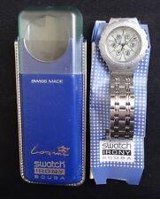 Swatch Uhr Irony Scuba Loomi Sea Urchin` YDS9000 - neu in Box - YDS9000D USA