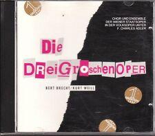 CD 366  DIE DREIGROSCHENOPER