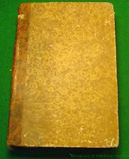 Le Nouveau Testament de N.S. Jésus Christ Version revue par JF Osterwald 1850
