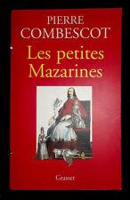Les petites Mazarines Pierre Combescot